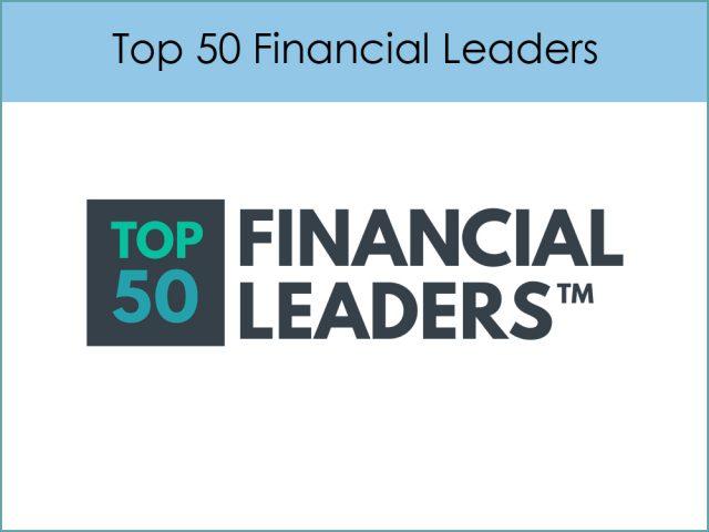 Top 50 Financial Leaders