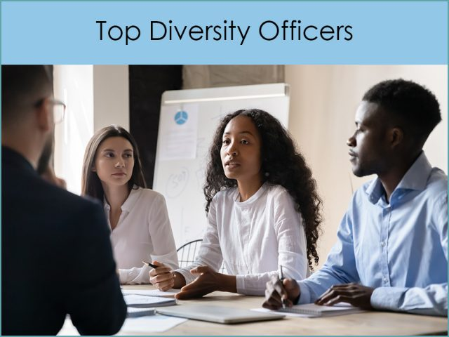 Top Diversity Officers